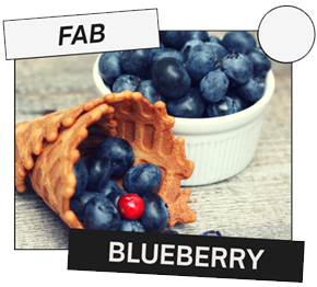 Blueberry Flavour Cakes Ghaziabad - Flavours Guru