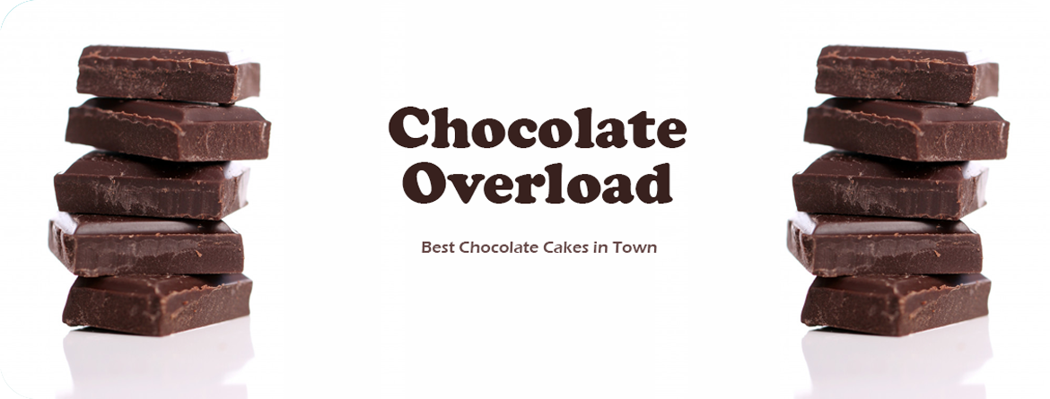 Chocolate Overloaded Cakes - Flavours Guru