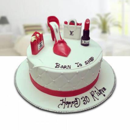 Be My Lady Cake - 2 KG