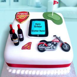 Mens Favourite Cake - 1 KG