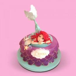 Mermaid Cake - 1 KG