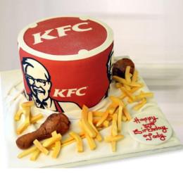 KFC Cake - 1 KG