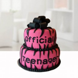 Official Teenager Cake - 2 KG