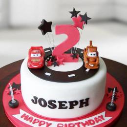 Kids Car Cake - 1 KG