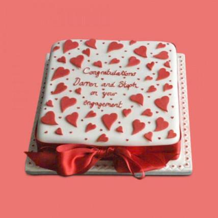 Littlehearts Cake - 500 Gm