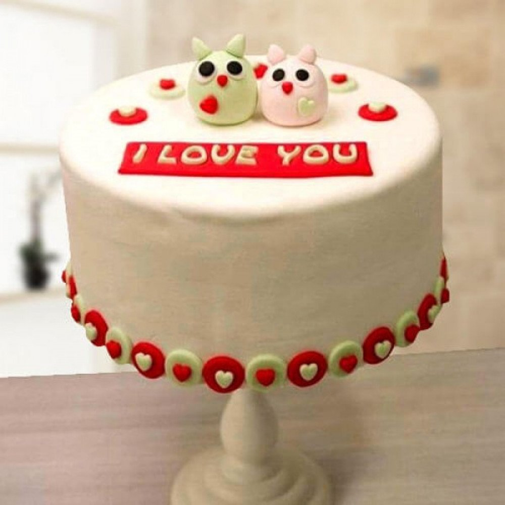 Love You Cake We Give You 100 Guarantee That Your Love Proposal