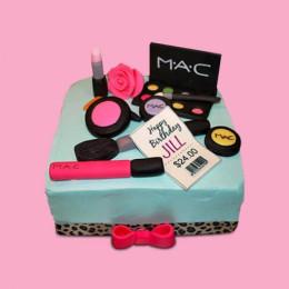 Mac-Makeup-Cake - 2 KG