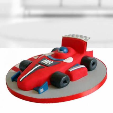 Red Hot Ferrari Cake - 2 KG