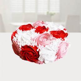 Rosecake - 500 Gm