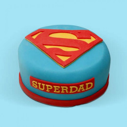 Super Dad Yummy Cake - 500 Gm