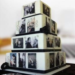 Wedding Collage Cake - 6 KG