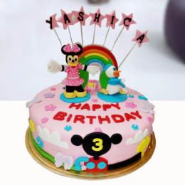 Kids Birthday Cake - 1 KG