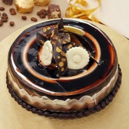 Refined Marble Cake - 500 Gm