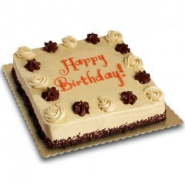 Mocha Delight Cake - 500 Gm