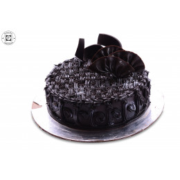 Belgian Mat Chocolate Cake-500 Gm