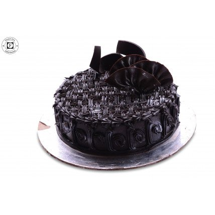Belgian Mat Chocolate Cake-500 Gm