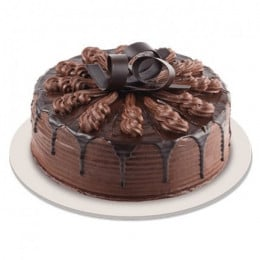 Swanky Chocolate Indulgence Cake - 500 Gm