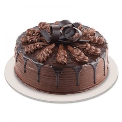 Swanky Chocolate Indulgence Cake - 1.5 kg