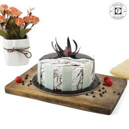 Choco Vanilla Cake-500 Gm