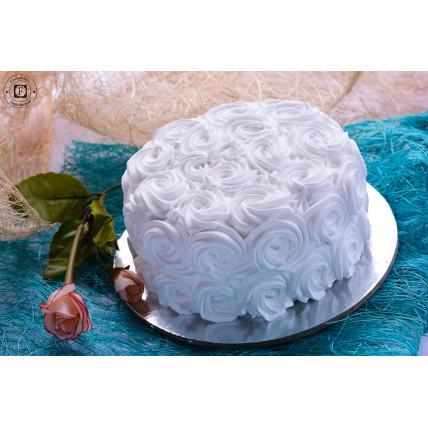 Exotic Vanilla White Rose-500 Gm