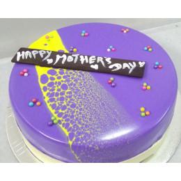 Mirror Glaze Cake-500 Gm