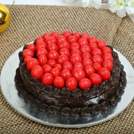 Rich Truffle Cake - 500 Gm