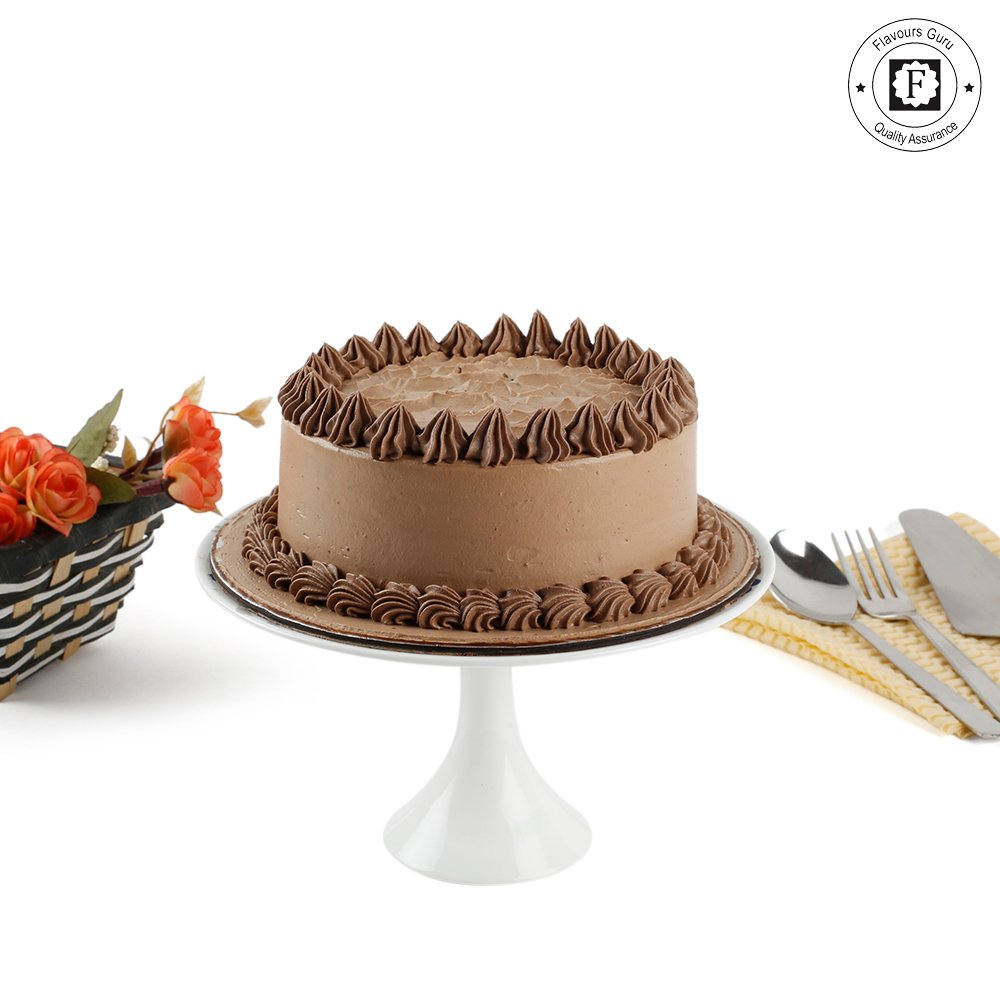 Simply Chocolate Cake 500 Gms This Cake Is For Those People Who Like Light Chocolate Gift