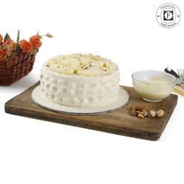 Rasmalai Cake-500 Gms