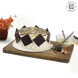 Choco Rasmalai Cake-500 Gms