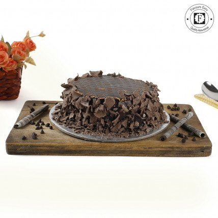 Choco Frosting Cake-500 Gms