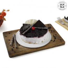 Blueberry Cheese Cake-500 Gms