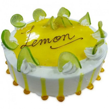 Lemony Lemon Cake - 500 Gm