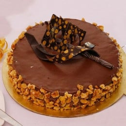 Affable Nutella Cake - 500 Gm