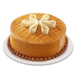 Lush Caramelt Cake - 500 Gm
