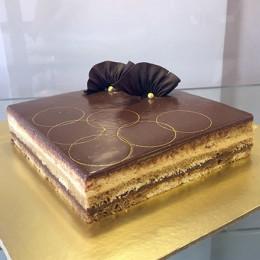 Joyful Opera Cake - 500 Gm