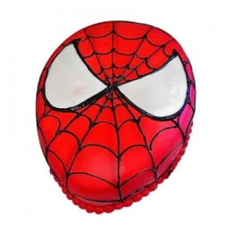 Rocking Spiderman Cake - 500 Gm