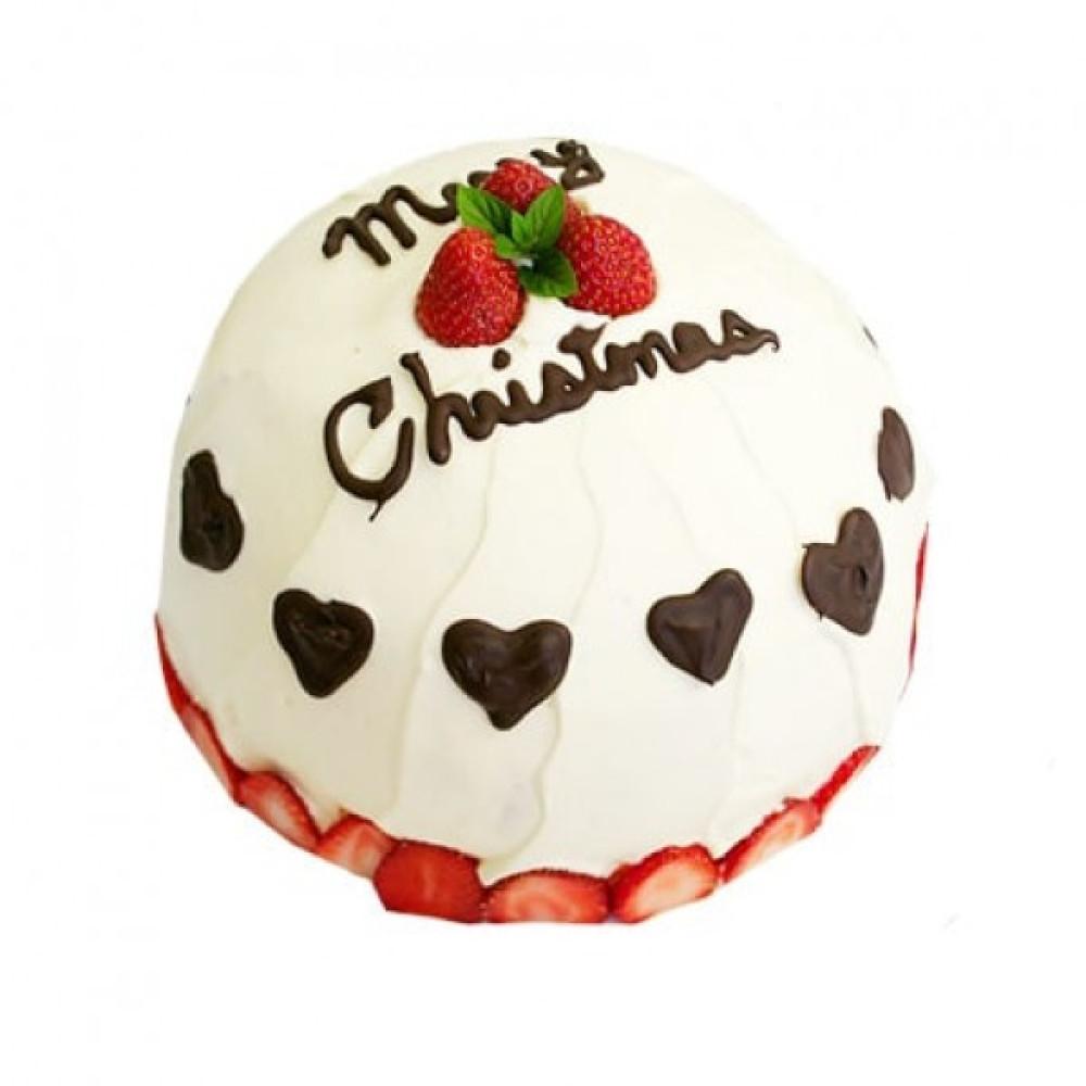 Japanese Christmas Cake.Japanese Christmas Cake 500 Gm