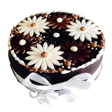 Floral Cake - 2 kg
