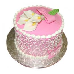 Lily Cake - 500 Gm