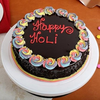 Chocolaty Holi - 500 Gm