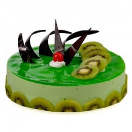 Kiwi Cheese Cake - 500 Gm