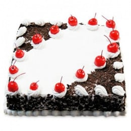 Blackforest Cake - 500 Gm