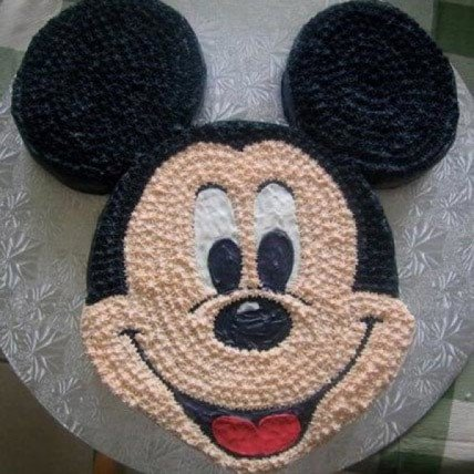 Funny Mickey Mouse Cake - 2 KG