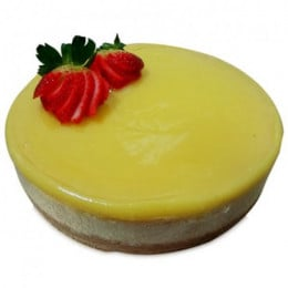 Special Delicious Lemon Cheese Cake - 500 Gm