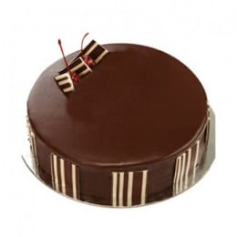 Chocolate Delight Cake 5 Star Bakery - 500 Gm