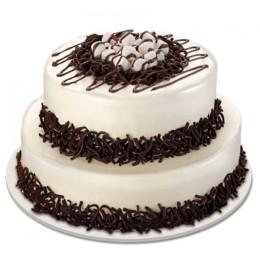Twosome Cream Cake - 2 KG
