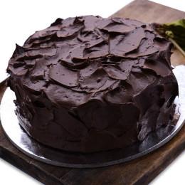 Choco Mud Cake - 500 Gm