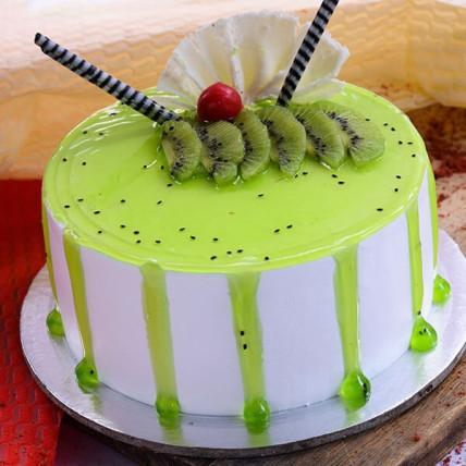 Special Kiwi Cake - 500 Gm