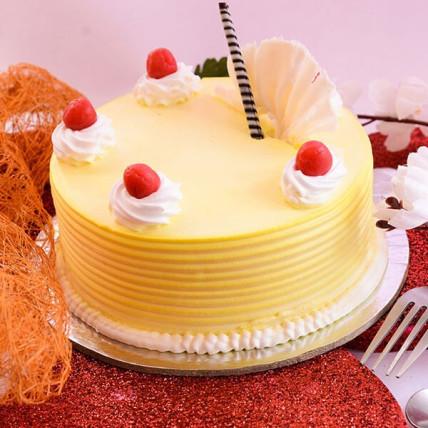 Pineapple Cake - 500 Gm