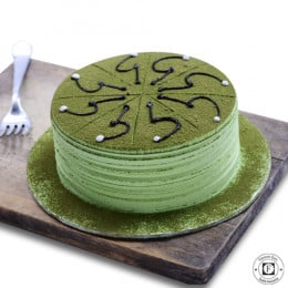 Green Tea Cake-500 Gm